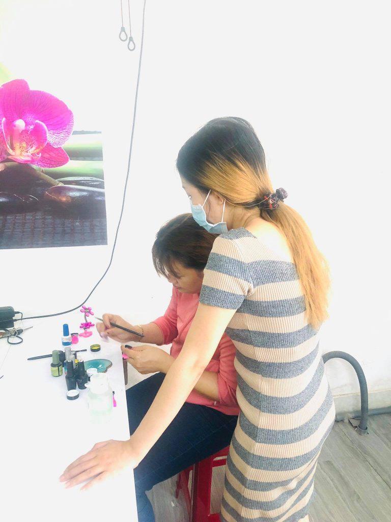 Học Nails Tại Đà Nẵng