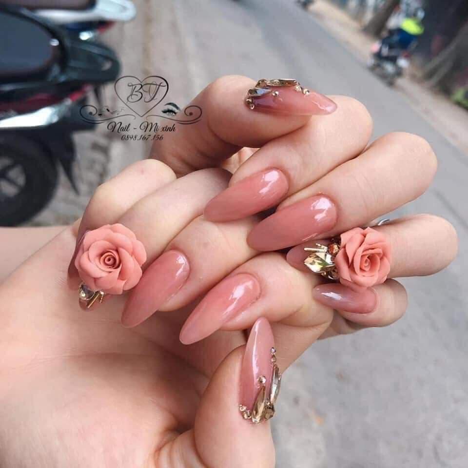 Dao tao Nail tai Da Nang