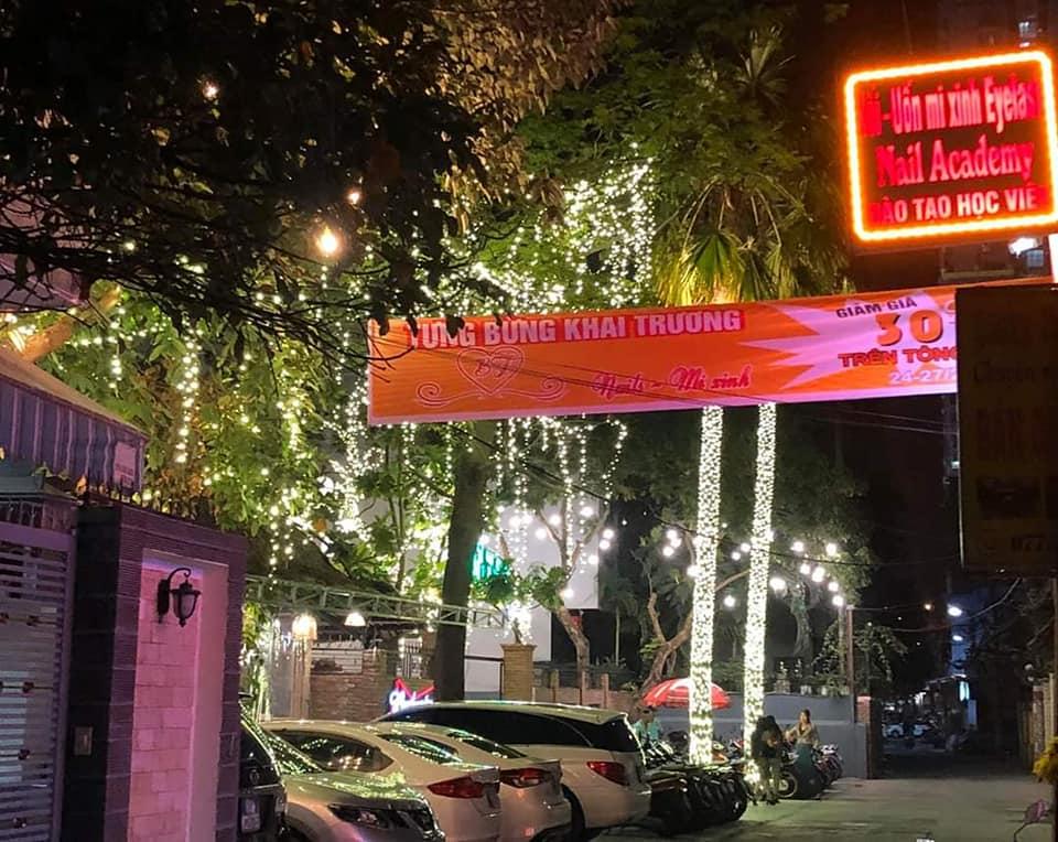 Địa chỉ Salon Nail Đà Nẵng